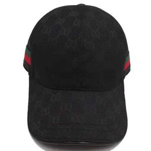 Authentic Unisex Classic Gucci Baseball Cap Hat